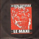Cen Safaraa - J'rap / Souvenir du bled / Le Clash - 12''