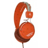 Wesc Headphone - True Red Small Icon Bongo
