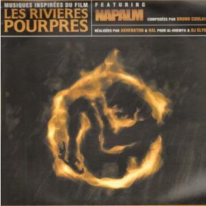 Napalm - Musiques Inspirées Du Film Les Rivières Pourpres - 12''
