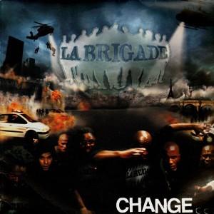 La Brigade - Change - 12''