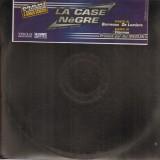 La Case Nègre - Barreaux de lumière / Flemme - 12''