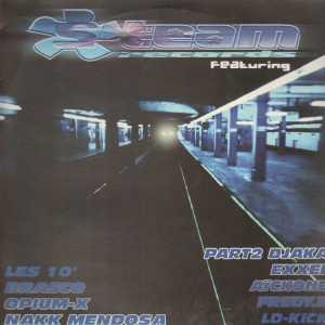 S-Team Records - Reveil Hip Hop Samedi 8h 10h Radio Libertaire 89.4 FM - LP
