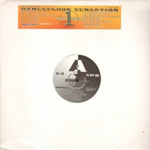 DJ Kiff One & DJ JB - Dancefloor Sensation (feat. Mooglie & Niney) Volume 1 - Party Breaks R&B Hip Hop Ragga - 12''