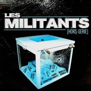 Les Militants (KDD - Militant / Loo Ranks - Un vote, un poids) - 12''