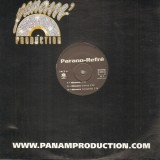 Parano-Refré ‎- Menace / Panam' Connection - 12''