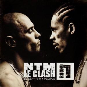 NTM - NTM le clash round 1 (remix EP) - Vinyl EP