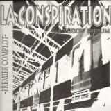 La Conspiration - Premier Complot EP (feat. Widow Prizum) - 12''