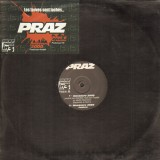 Praz - Massacre 2000 / Prêts à se bouffer - 12''