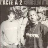 L'Acte a 2 - Curriculum Vitae EP - 12''