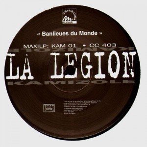 La Legion - Banlieues du Monde - EP