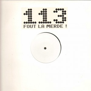 113 vs Thomas Bangalter - - rare WL 12''