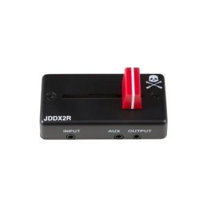 Jesse Dean Designs - JDDX2R OG Black / Red Cap - Portable Crossfader