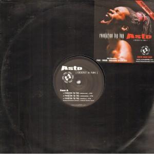 Asto - Boost Le Mik EP - 12''