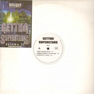 Les Derniers Messagers - Gettho Superstars Vol.2 - 12''