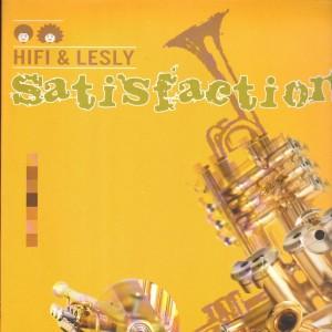 Hifi & Lesly - Satisfaction / Le retour du boogie - 12''