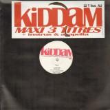 Kiddam - Maxi 3 Titres - 12''
