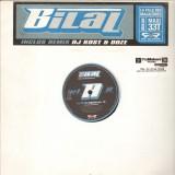 Bilal - La fille des magazines - 12''