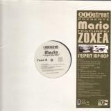 Mario - L'esprit Hip-Hop (feat. Zoxea) - 12''