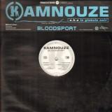 Kamnouze - Bloodsport / J'accuse ces mots - 12''