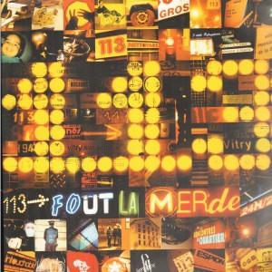 113 - Fout la merde - 2LP