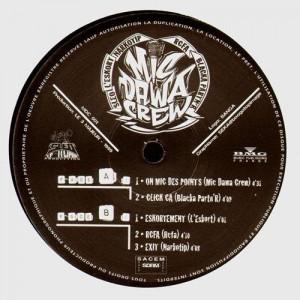 Mic Dawa Crew - Vinyl EP