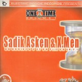 Sadik Asken & X-men - En 2/2 - One Time Vol.1 - 12''