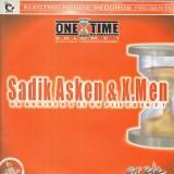 Sadik Asken & X-men - En 2/2 - One Time Vol.1 - 12''