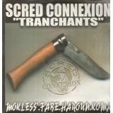 Scred Connexion - Tranchant / Partis de rien - 12''