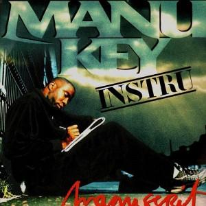 Manu Key - Manuscrit (instrumentals) - 2LP