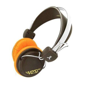 Casque Wesc - Chocolate Brown Bongo Handsfree
