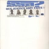 Système Du Style Anonyme - Que justice soit faite / Bataille - 12''