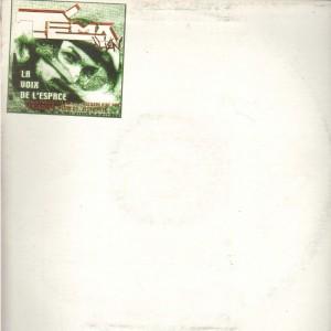 Téma L'Alien - La voix de l'espace EP - 12''