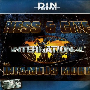Ness & Cité - International - 12''