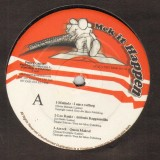 Mek It Happen - Sides A & B - Various Artists - 12''