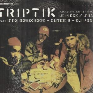 Triptik - Le piège / J'rap - 12''