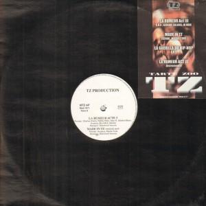 Tarte Zoo - Various Artists - 12''