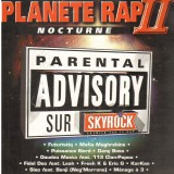 Planète Rap II Nocturne - Various Artists - LP