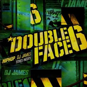 DJ James - Double face 6 - titres inédits Hip Hop - Vinyl EP
