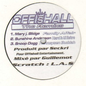 Seckri - Offishall The Remixs - Various Artists - 12''