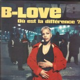 B-Love - Ou est la difference ? / Descendants - 12''
