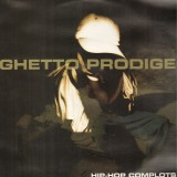 Ghetto Prodige - Hip-Hop Complots / Tagger - 12''