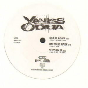 Yaniss Odua - Kick it again - promo 12''