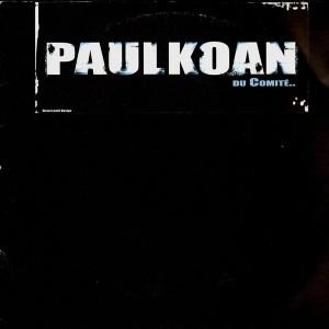 Paul Koan - Musique / Est-ce un oubli ? - 12''