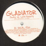 Jacky vs. Lord Kossity‎ - Gladiator - 12''