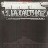 La Caution - Les rues électriques / Une tour devant l'arc-en-ciel - 12''