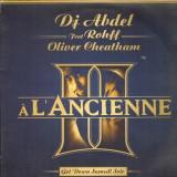 DJ Abdel - Get down samedi soir (feat. Rohff & Oliver Cheatham) - 12''