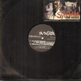 Sunjata - Le Tiers-Monde EP - 12''
