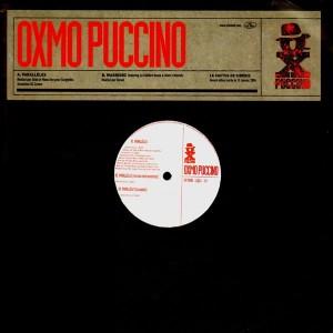 Oxmo Puccino - Parallèles / Warriorz - 12''