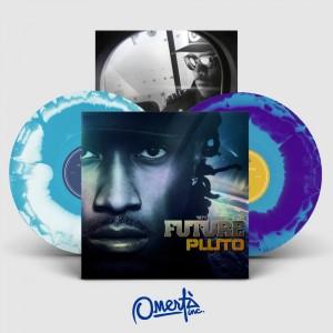 Future - Pluto - LTD Colour 2LP