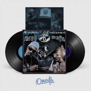 Three 6 Mafia - Most Known Unknown - 2LP